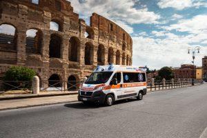 Ambulanze private a Roma