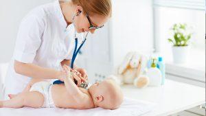 Affidarsi a un pediatra a Roma